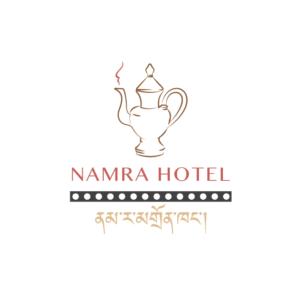 graphisme spirituel, logo, spirituel, graphisme, bien-être, hotel, ladakh, tibetan pot, ladakhi pot, chang, tea, namra, timosgam