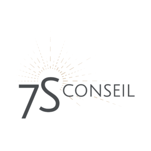 7S Conseil Logotype Révéler et Déployer vos potentiels de transformation