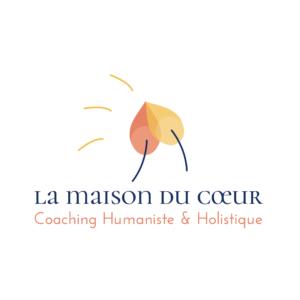 Logotype La Maison du Coeur Coaching Humaniste et Holistique