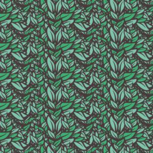 L'arbre des imaginaires par Graines de Récits Illustration motif feuilles
