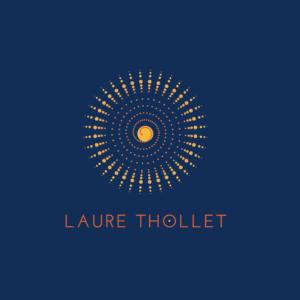 Logotype Laure Thollet Praticienne en mouvement et Danse Biodynamiques