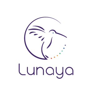 Logotype Lunaya Ancrage et Légéreté, Kinésiologie et Danse Lungo