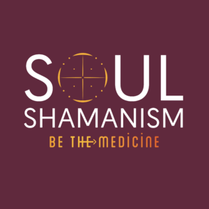 Soul Shamanism by Be The Medicine Janet Straight Arrow Spiritual Graphic Design